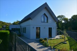 Construction maison ossature bois Rebreuve-Ranchicourt 62