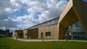 Extension de la salle de sports BREUVART 5 à Armentières (59)