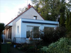 Extension ossature bois d'une maison à Blangy-Tronville (80)