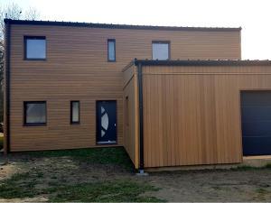 Construction d'une habitation à Manicamp (02)