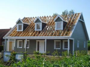 Construction d'une maison ossature bois à Camblain-l'Abbé (62)