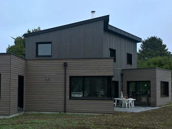Réaliser une maison passive grâce au bois