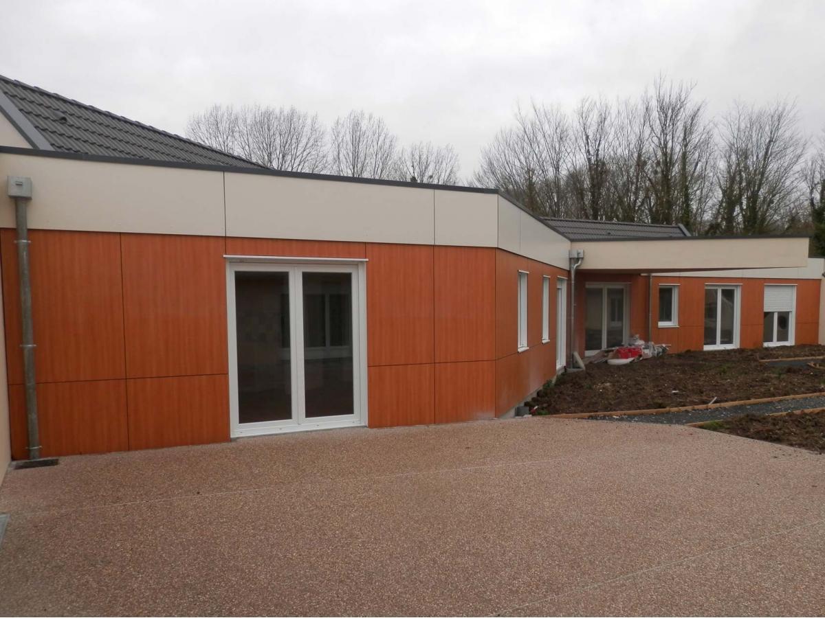 Extension bois et réaménagement à Ailly-sur-Noye (80)
