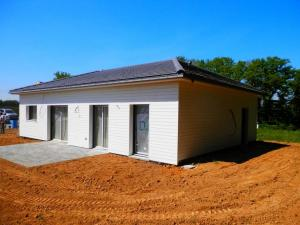 Maison ossature bois à Duisans (62)