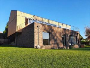 Maison ossature bois à Wargnies-le-Grand (59)