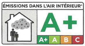 La paille : Très faibles émissions de Co² dans l'air intérieur