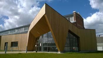Liberté architecturale d'une maison ossature bois