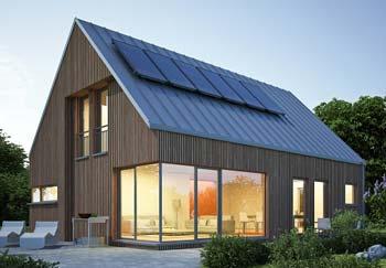 Maison bois plus écologique