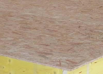 Plancher maison ossature bois