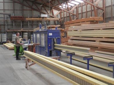 Les experts de l'ossature bois Coquart
